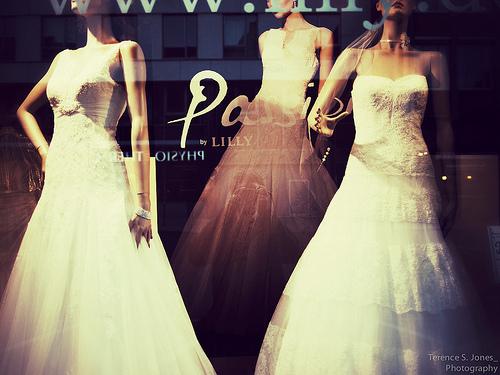 オンラインでゲットできるウェディングドレスのパターン・型紙