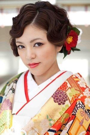 日本人に合うナチュラルなブライダルヘア